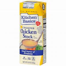Basics Bone Broth Reviews by Kitchen Basics Bone Broth Chicken 8 25 Oz