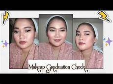 Tutorial Makeup Wisuda Simple