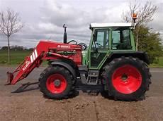 traktor mit frontlader kaufen fendt 305 lsa mx 6000 frontlader baujahr 1992