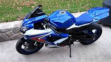 2008 Suzuki Gsxr 750 2008 suzuki gsxr 750 blue white loaded with woodcraft