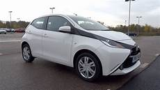 2015 toyota aygo 1 0 vvt i x pression 5 door start up