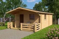 Schöner Wohnen Gartenhaus - elba sauna baltichouse