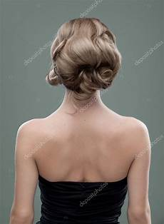 Frauen Schulter - and shoulders back image of a with