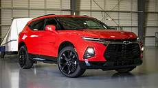 2019 chevrolet blazer first drive review a crossover comeback with mixed results the drive