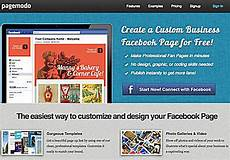 5 tools for creating a custom facebook welcome page