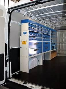 scaffali per furgoni allestimento con scaffali usati per fiat ducato