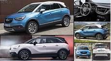 Opel Crossland X 2018 Pictures Information Specs