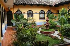 spanish style house plans with interior courtyard spanish colonial courtyards spanish style garden