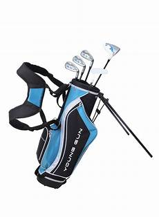 Gun Sgs V2 Junior Golf Club Youth Set Bag For