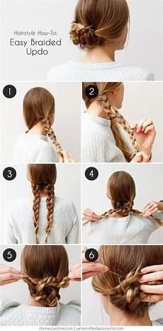 easy hairstyles for work for medium or hair hair world magazine