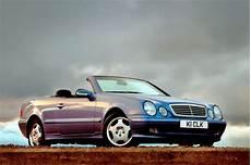 Mercedes Clk Cabriolet Review 1998 2003 Parkers