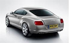 Bentley Kosten - officieel bentley continental gt 2011 autofans
