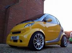 smart fortwo tuning styling
