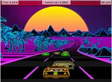 Outrun 3D Javascript   Videogame published by Jakes Gordon