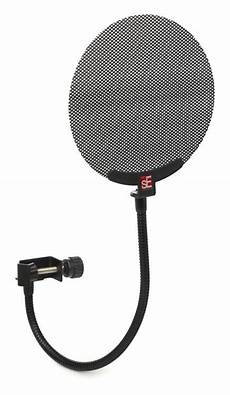 Se Electronics Studio Mic Pop Screen Sweetwater