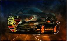 Le Logo Porsche Les Marques De Voitures