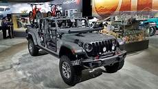 2019 jeep gladiator lifted 2020 jeep gladiator all the photos and details from the
