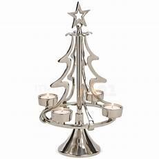 weihnachtsbaum tannenbaum kerzenst 228 nder f 252 r 4 teelichter