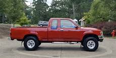1992 toyota up extended cab 4x4 v6 5 speed