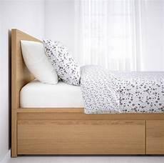 Bettgestell 200x200 Günstig - malm high bed frame