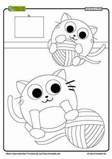 Malvorlagen Tiere Quiz Malvorlage Katze Spielen