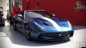FIRST LOOK Ferrari F60 America  $25m Limited To 10 Cars
