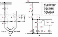 can you show a connection diagram for a star delta motor quora