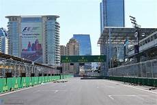 Interactive Guide To The New Baku City Circuit F1 Fanatic