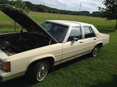 automotive repair manual 1989 ford ltd crown victoria parking system buy used 1989 ford crown victoria ltd 1 owner in cleveland alabama united states