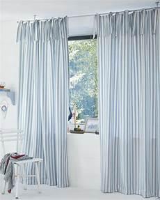 gardinen blau vorhang maritim
