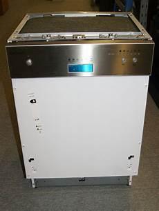 spülmaschine teilintegriert 60 cm exquisit einbau sp 252 lmaschine 60 cm edelstahlbedienblende