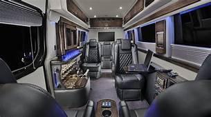 Custom Sprinter Vans  Luxury Conversion