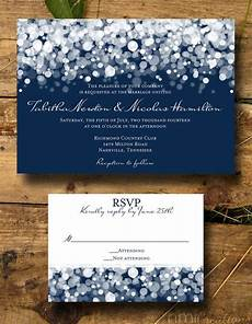 navy lights wedding invitation digital diy by nmiphotocreations id want gray and turq for the