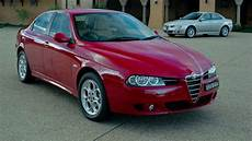Used Alfa Romeo 156 Review 1999 2006 Carsguide
