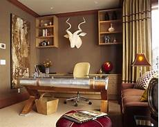 Masculine Home Office Wall Decor Ideas by Designing A Masculine Home Office