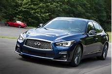 2018 infiniti q50 red sport 400 first drive review automobile magazine
