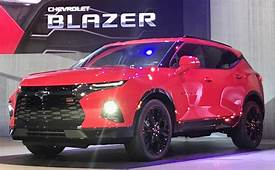 2019 Chevy Blazer And What People Are Saying
