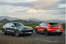 don t the porsche cayenne coupe just yet gear patrol