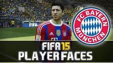 Bayern Neue Spieler - fifa 15 bayern m 252 nchen player faces 1080p w neuer