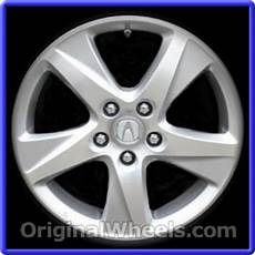 oem 2010 acura tsx rims used factory wheels from originalwheels com