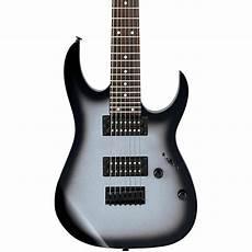 Ibanez Grg7221 7 String Electric Guitar Metallic Silver