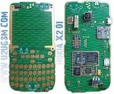 Nokia X2 01 Pcb Diagram Board Layout