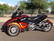 can am trike buy 2008 can am spyder gs roadster sm5 trike on 2040motos
