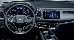 2020 Honda Hrv Changes  Cars Review Release
