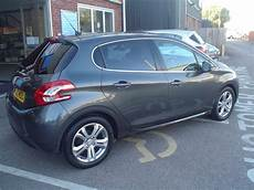 Used Shark Grey Peugeot 208 For Sale