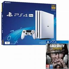 call of duty ww2 xbox one pas cher ps4 pro blanche cod ww2 pas cher 224 369 99 euros