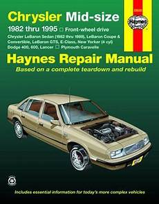 online auto repair manual 1992 chrysler imperial spare parts catalogs all chrysler lebaron parts price compare
