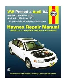 small engine repair training 1998 volkswagen passat auto manual 1996 2005 volkswagen passat audi a4 haynes repair manual