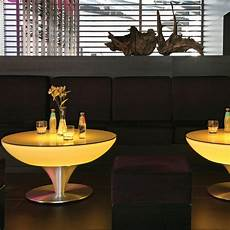 lounge tisch 45 led moree connox ch