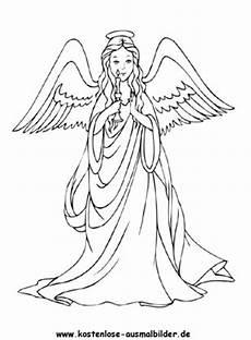 Engel Malvorlagen Zum Ausdrucken Comic Ausmalbilder Anime Engel Ausmalbilder